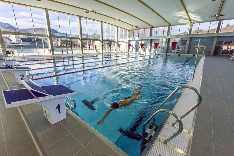 Compétition au Complexe aquatique de Lourdes