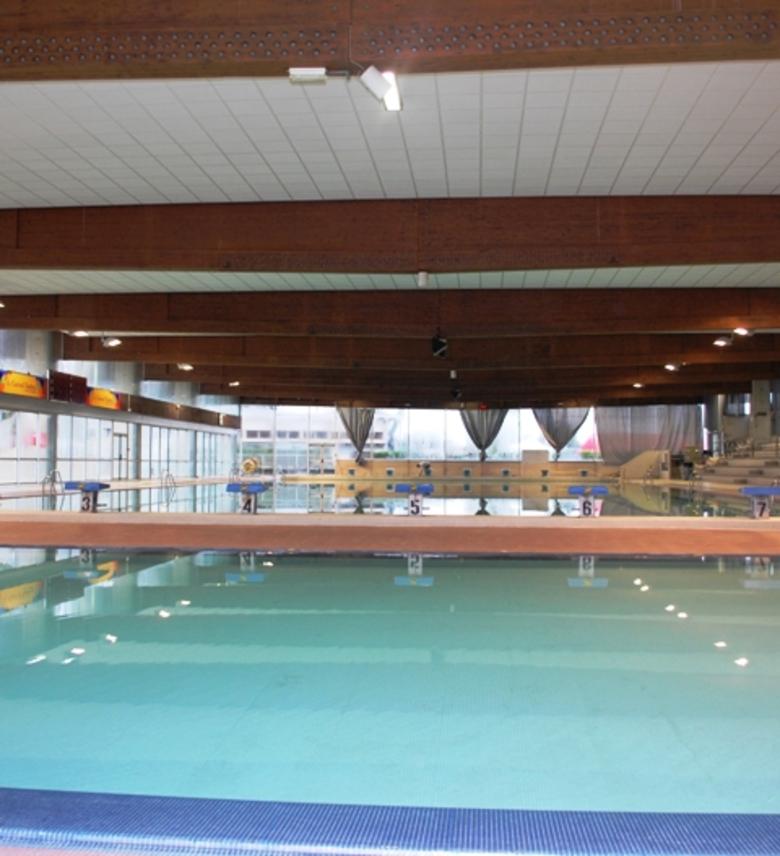 Centre Nautique Paul Boyrie : fermeture du bassin olympique