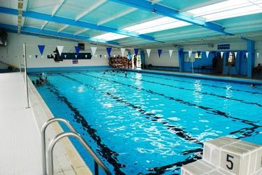 Tournoi de Waterpolo piscine Michel Rauner