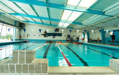 Ouverture de la piscine Michel Rauner